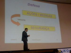 Congresso acadêmico de Defesa