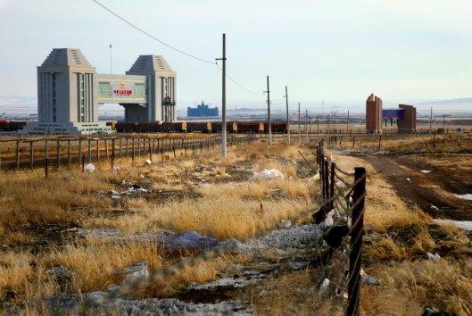 Fronteira russo-chinesa: a imagem diz mais que mil palavras...