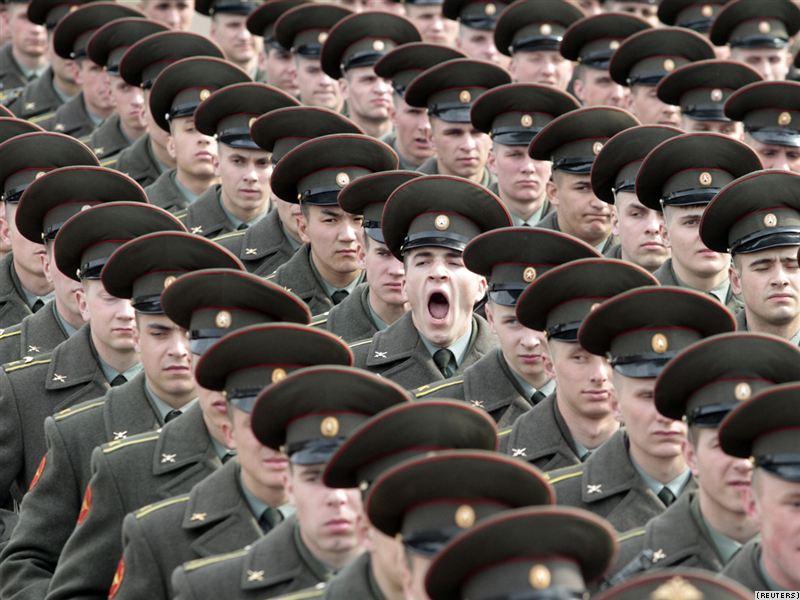 Alterações nas Forças Armadas russas em vista... (2/4)
