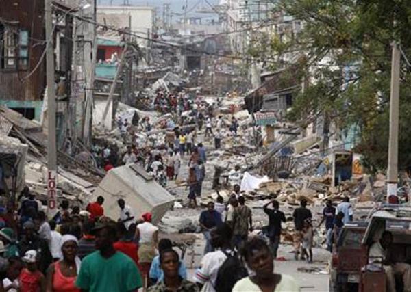 2 anos do grande terremoto do Haiti: tributo aos amigos que pereceram naquele desastre (1/4)