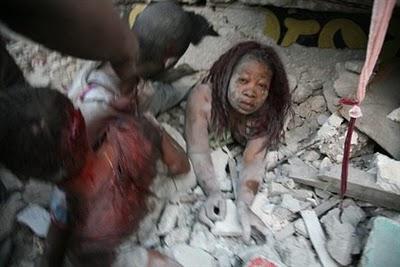 2 anos do grande terremoto do Haiti: tributo aos amigos que pereceram naquele desastre (2/4)