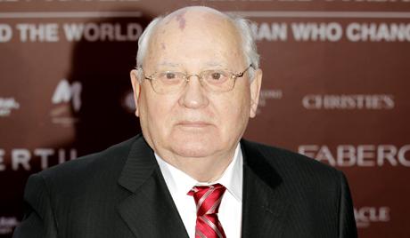 Gorbachev 80th Birthday Gala - Arrivals