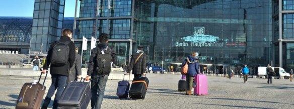Bombenfund am Berliner Hauptbahnhof