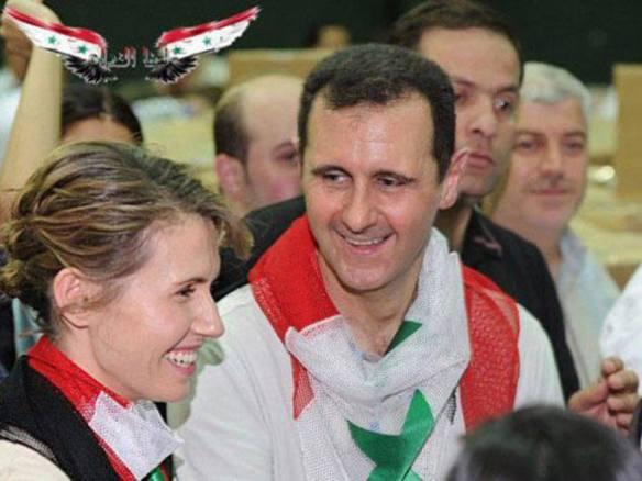 Assad aniversario