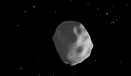 Asteroid will pass close by Earth