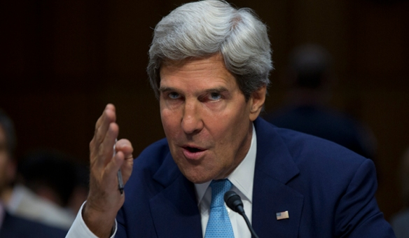Kerry, Hagel, Dempsey Testify on Use of Force in Syria