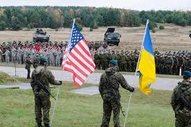 ukranian troops