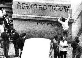 abaixo a ditadura