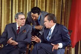 Nixon Breshnev