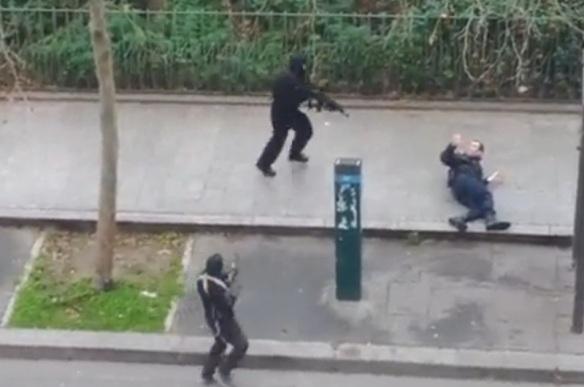Atentado_Franca_policial