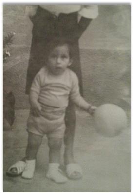 O menino e a bola