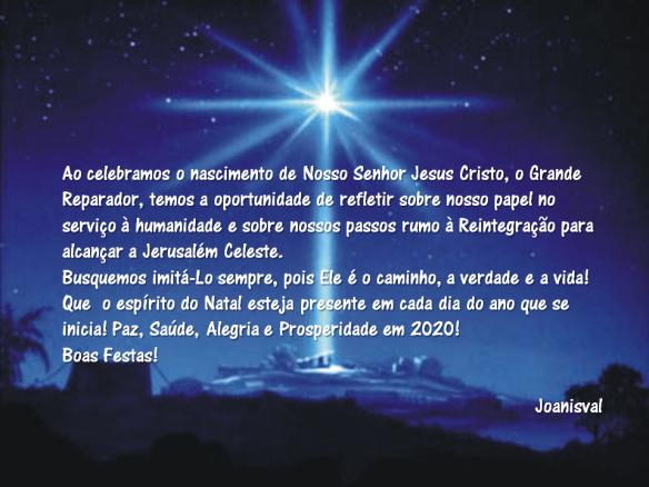 Cartão de Natal Joanisval 2019b